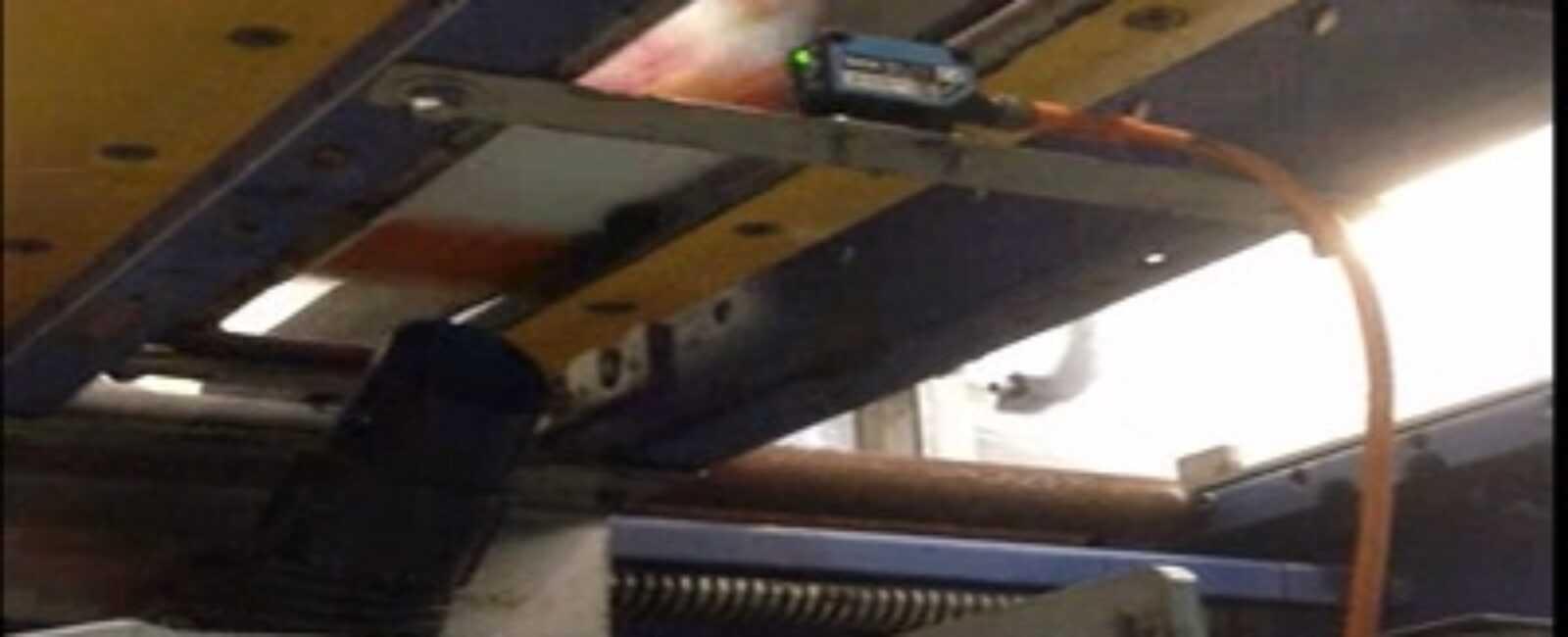 dozen onderkant laseren