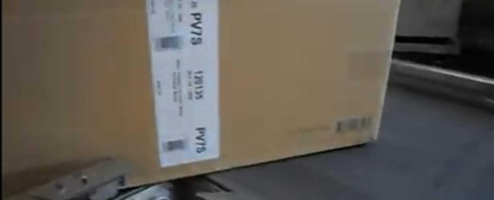 etiketteren dozen