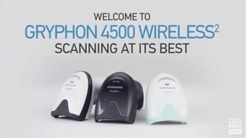 scanner Codipack