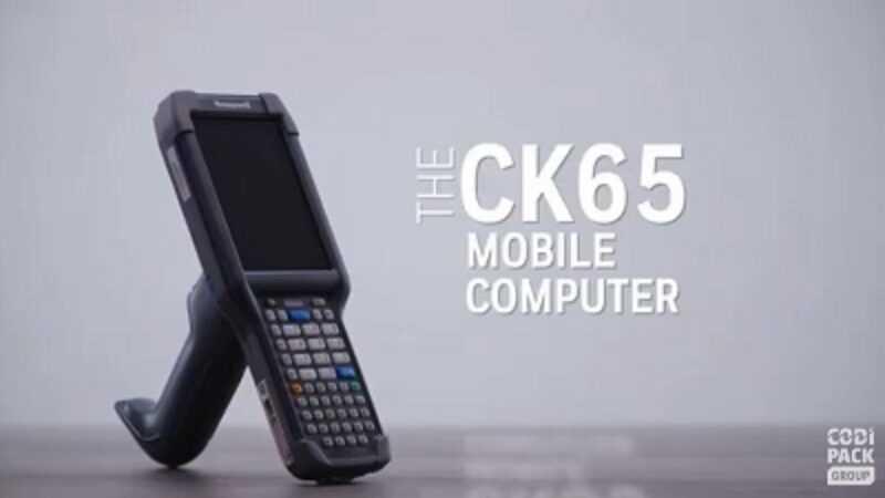CK65 Honeywell