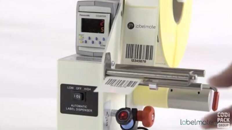 Labelmate LD-100-RS, LD100-U, LD200-RS, LD200-U, LD300-RS-SS, LD300-U-SS