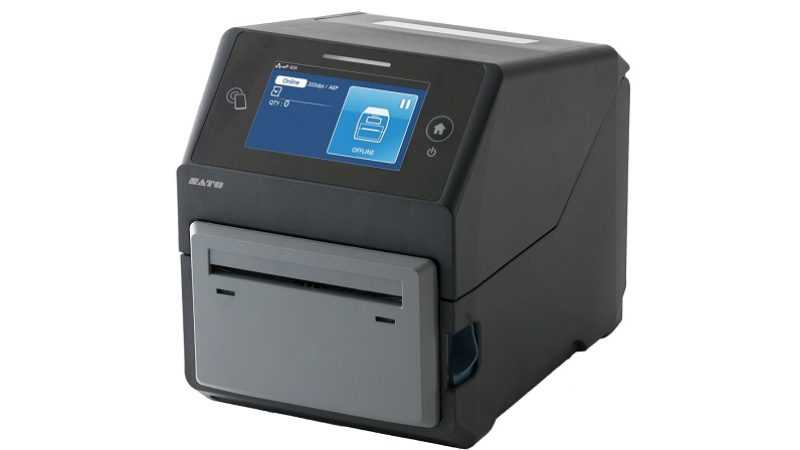 etikettenprinter Sato CT4 LX Codipack