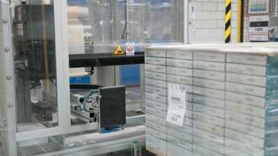 Evolabel palletlabeling