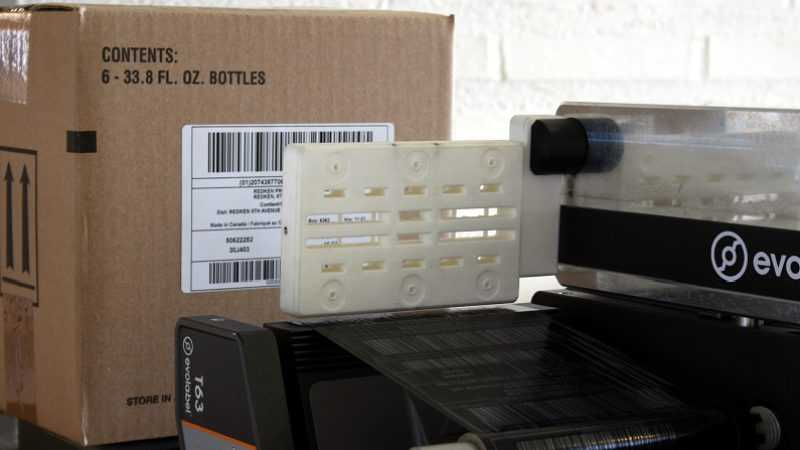 dozen automatisch etiketteren - Codipack