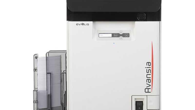 card printer Codipack