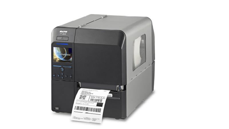 SATO CL4NX - industriële etikettenprinter Codipack