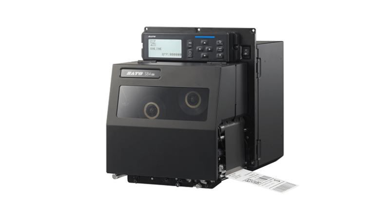 inbouw etikettenprinter S84 Codipack