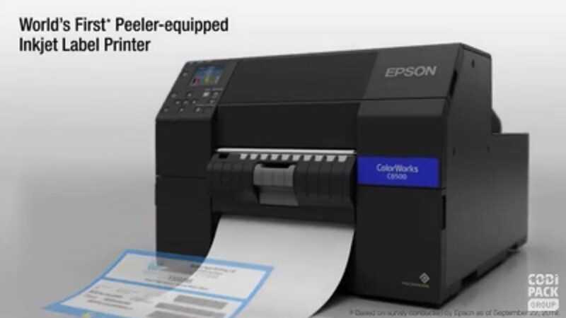 Epson C6000 en C6500