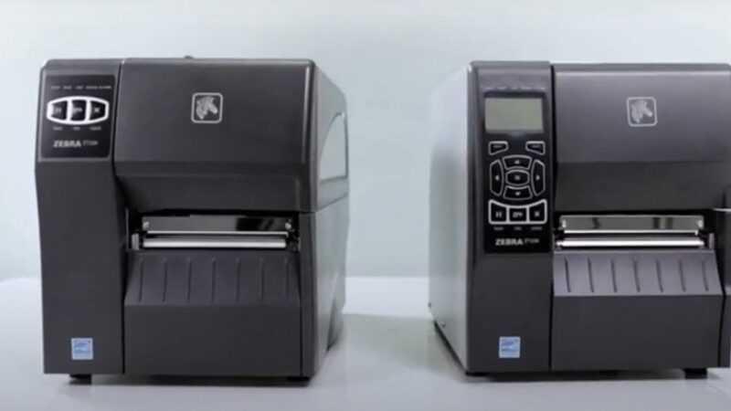 Zebra ZT220 en ZT230