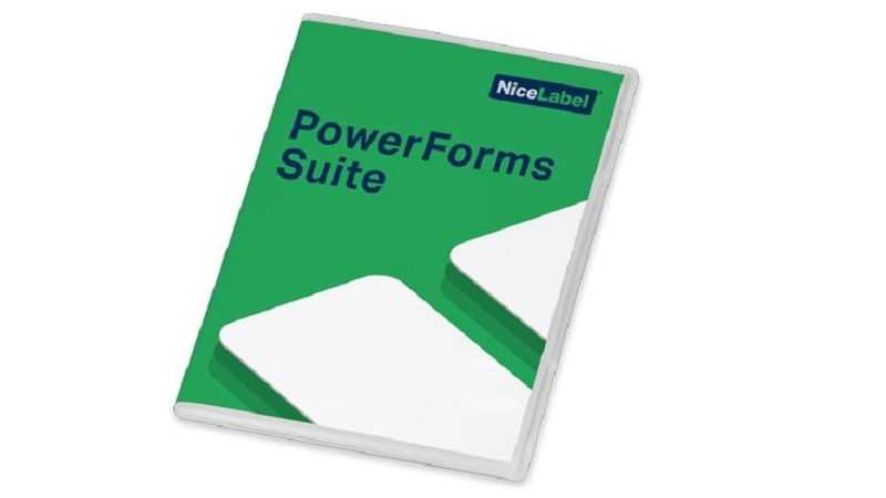 NiceLabel PowerForm Suite