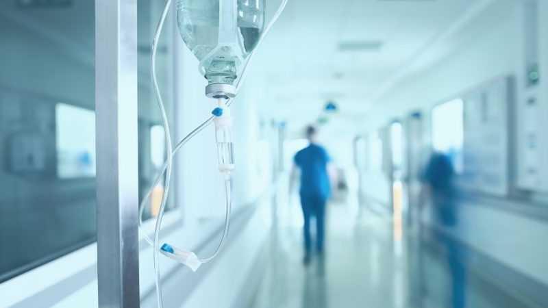 printer voor ziekenhuis