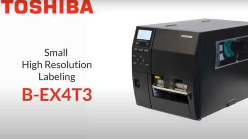 Toshiba EX4T3