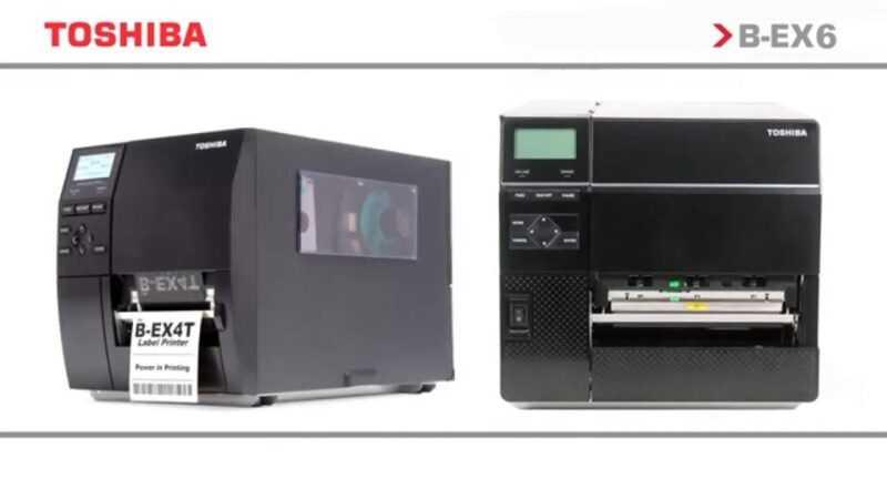 Toshiba B EX6T1 en B EX6T3