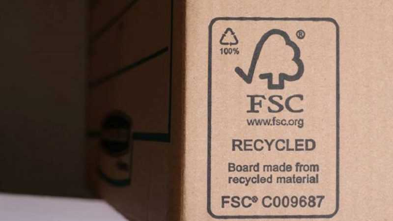 Codipack FSC certificaat