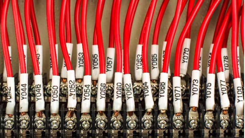 Etiket voor kabels Codipack