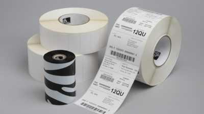 Zebra etiketten via Codipack