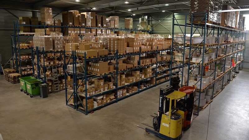 Codipack warehouse