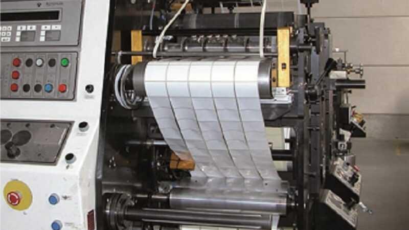 productie etiketten Codipack