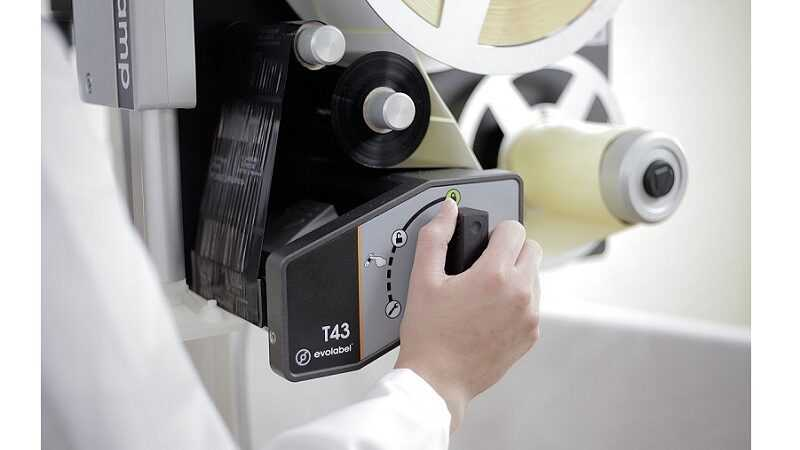 Evolabel printers T43