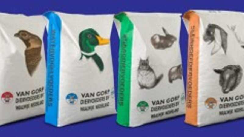 Van Gorp diervoeding