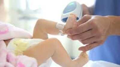 polsbandje voor baby