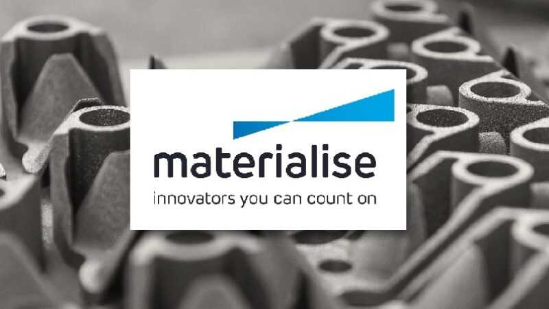 Materialise logo Codipack