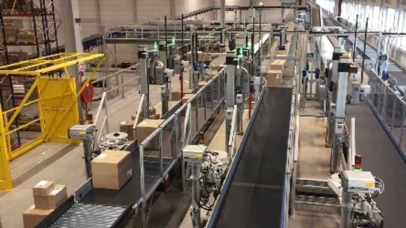 e-commerce shipping details aanbrengen