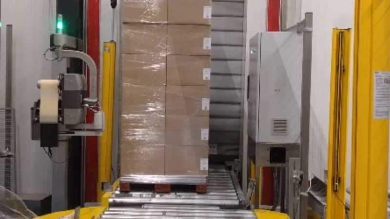 Evolabel palletlabeling flexwipe
