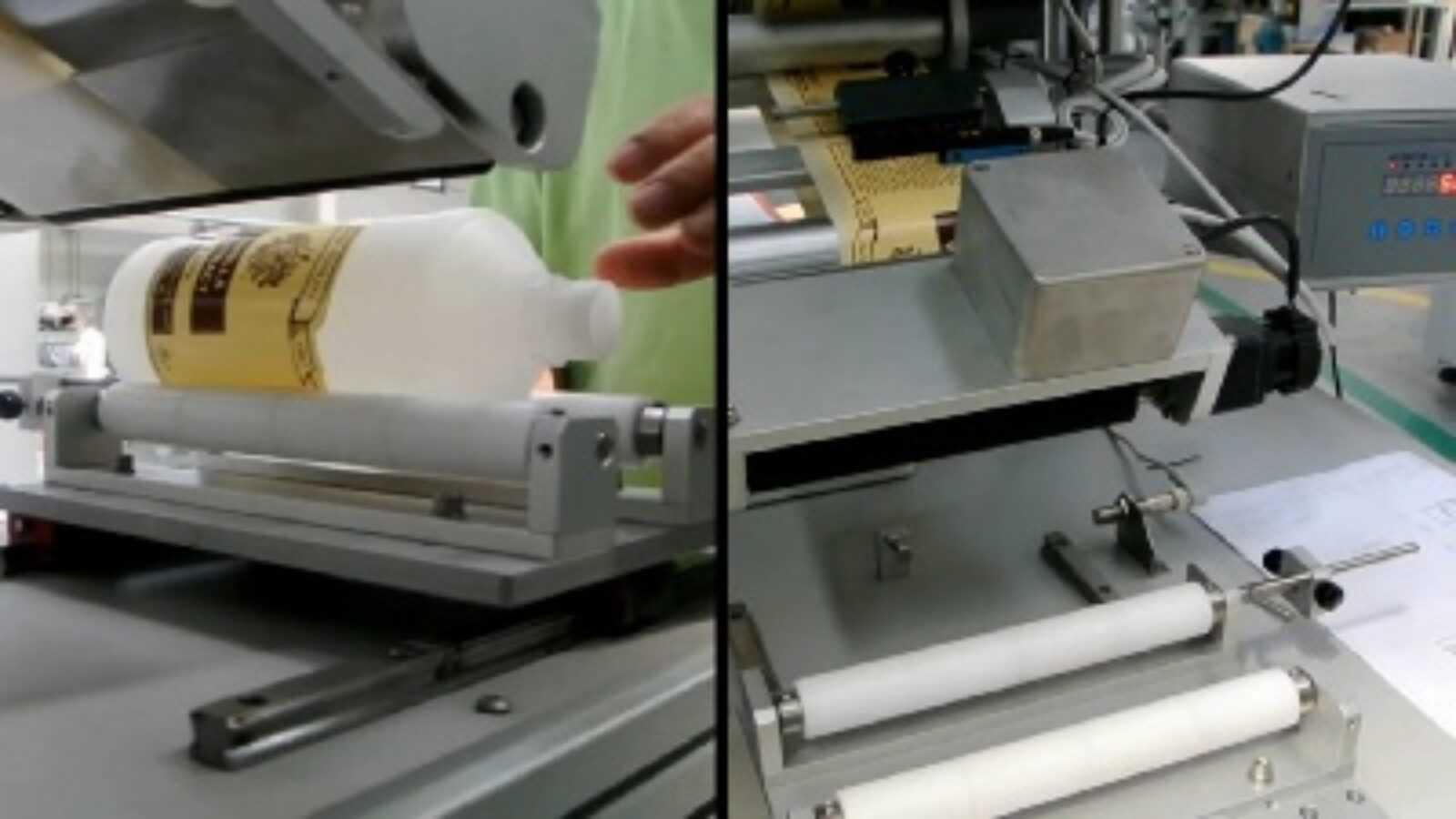 etiketteermachine voor beginnende brouwers