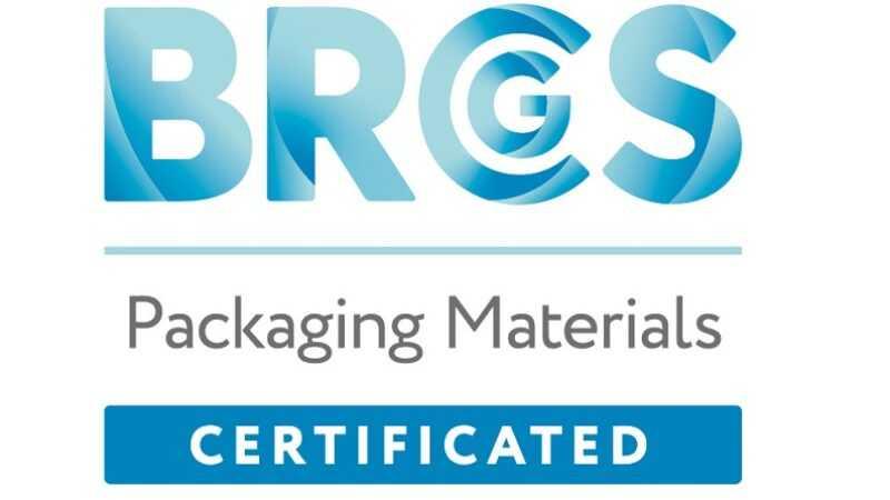 BRC certificering Codipack