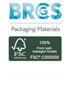 BRC en FSC certificaat voeding foodsector