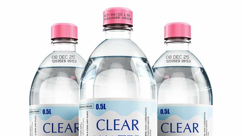 codes op plastic flessen