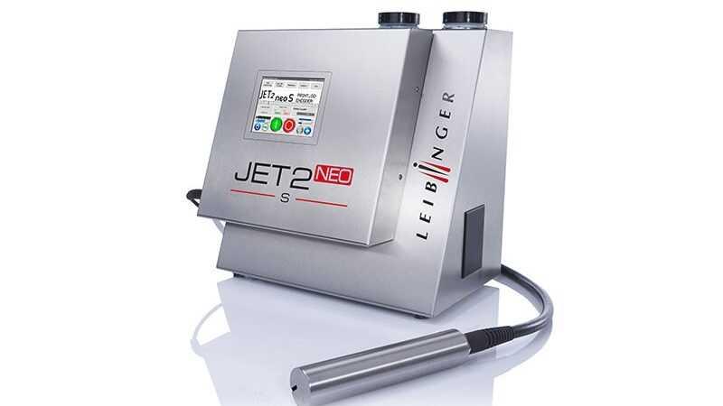 inkjet printer voor voedingssector