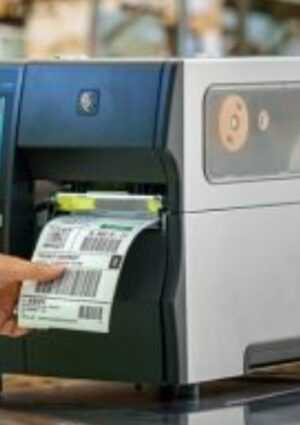 garantie industriële printer Zebra