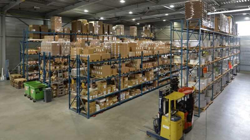 digitaliseren warehouse