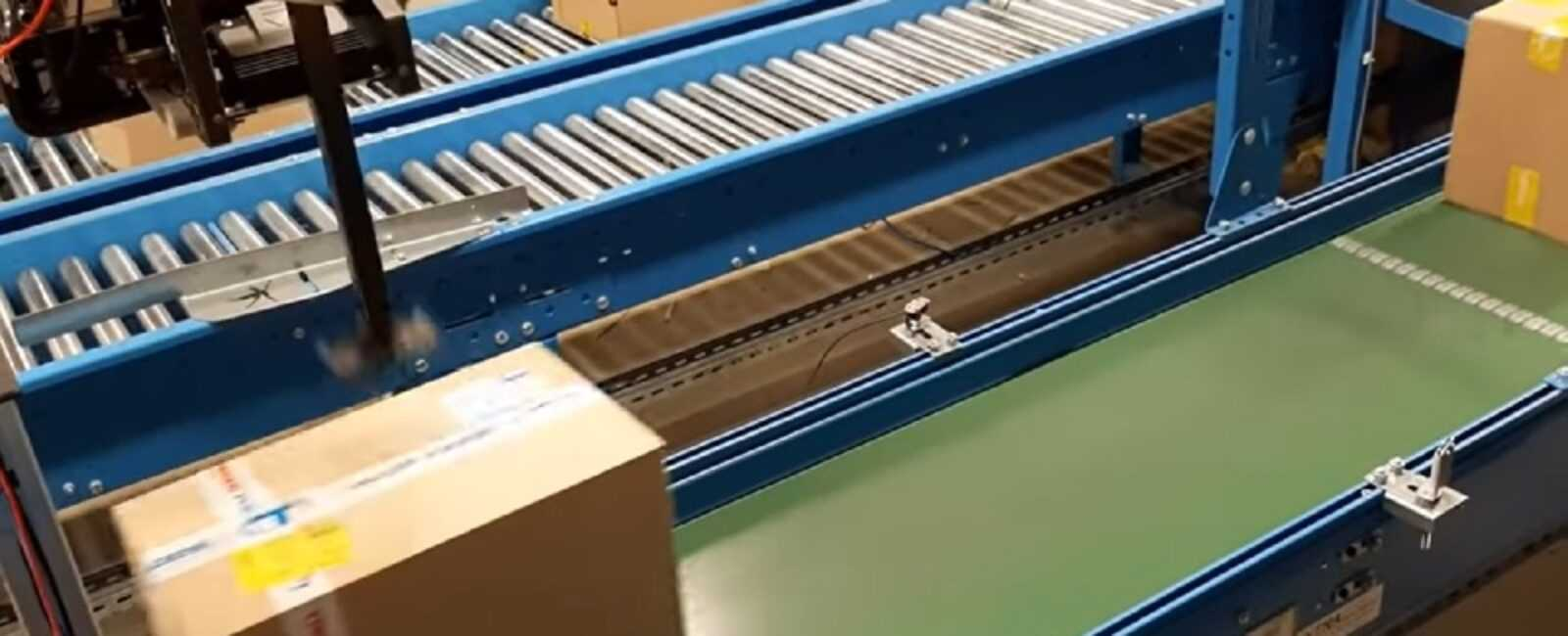 verpakkingsdozen labelen logistiek in food sector