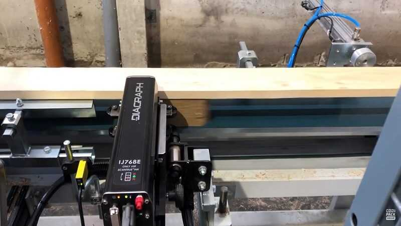 hout markering