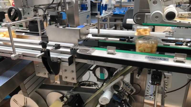 labelen in food sector