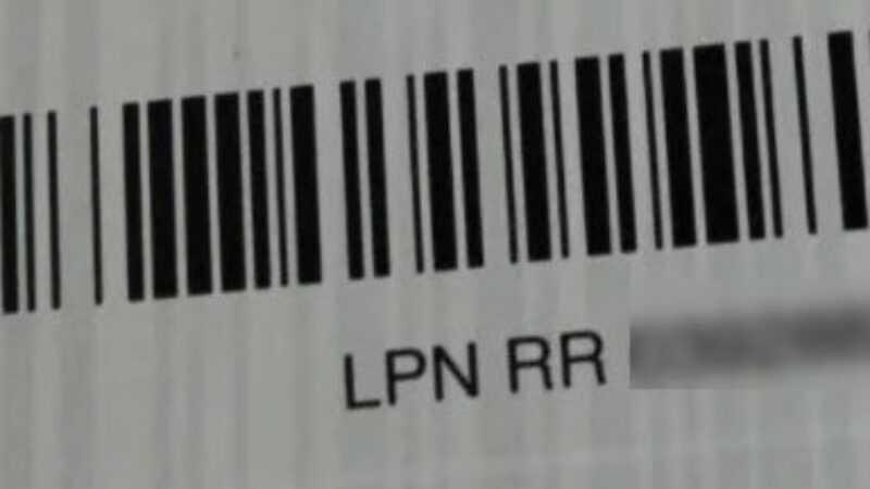 LPN label Codipack