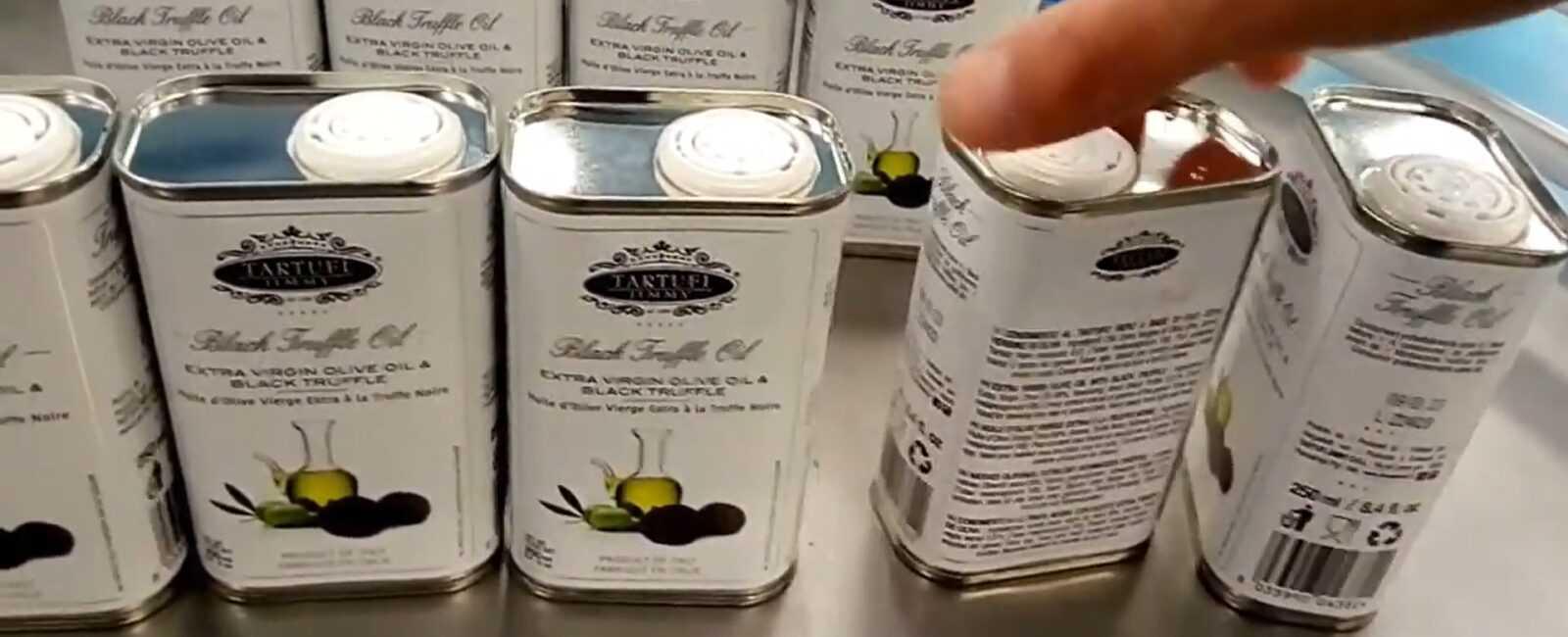 rondom labelen voeding