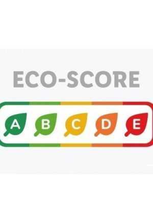 eco score aanbrengen