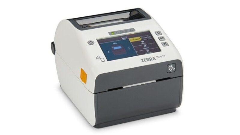 etiketten printer ZD621