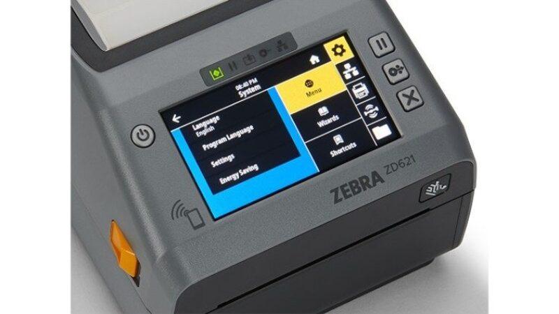 label printer ZD621
