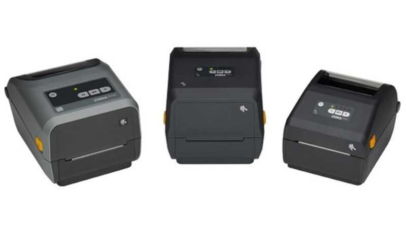 Zebra ZD421 etikettenprinter